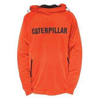 CAT Contour Pullover Sweatshirt Adobe Orange