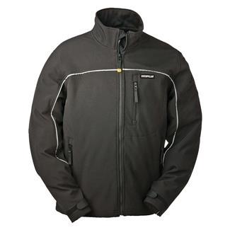 CAT Soft Shell Jacket Black