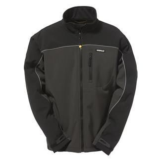 CAT Soft Shell Jacket Graphite