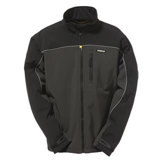 CAT Soft Shell Jacket Graphite