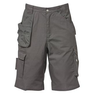 CAT Trademark Shorts Graphite