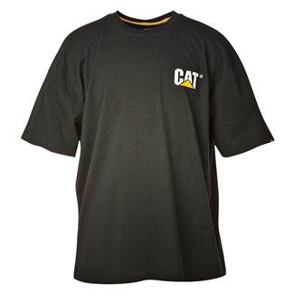 CAT Trademark T-Shirt Black