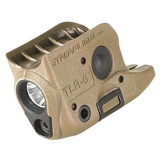 Streamlight TLR-6 Flat Dark Earth Brown Red