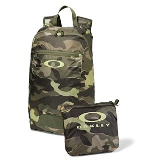 Oakley Packable Backpack Olive Camo