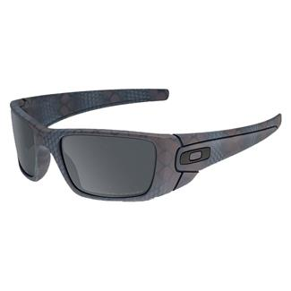 Oakley SI Fuel Cell Daniel Defense Cerakote Ultrablend (frame) - Black Iridium Polarized (lens)