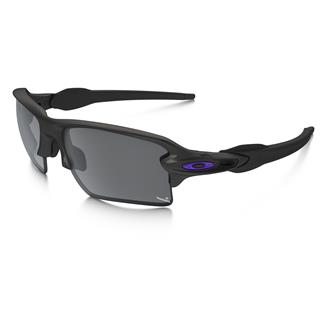 Oakley SI Flak 2.0 XL Infinite Hero Dark Gray (frame) - Black Iridium (lens)