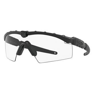 Oakley SI Industrial M Frame 2.0 Matte Black (frame) - Clear (lens)