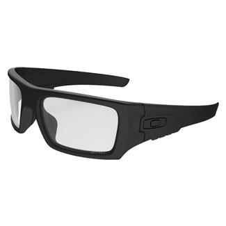 Oakley SI Industrial Det Cord Matte Black (frame) - Clear (lens)