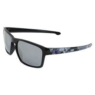Oakley SI Sliver Infinite Hero Digital Camo (frame) - Black Iridium (lens)