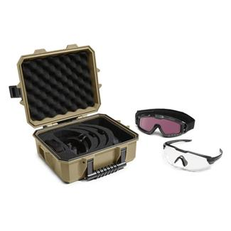 Oakley SI Ballistic M Frame Alpha Operator Kit Strong Box Black