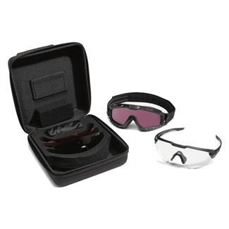 Oakley SI Ballistic M Frame Alpha Operator Kit Square Case Black