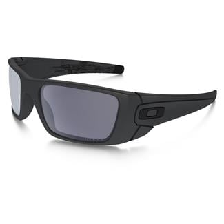 Oakley SI Fuel Cell James Dietz Dark Gray (frame) - Gray (lens)