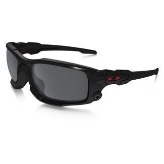 Oakley SI Ballistic Shocktube Matte Black (frame) - Black Iridium (lens)