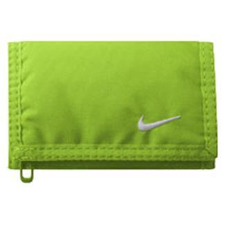NIKE Basic Wallet Voltage Green / White