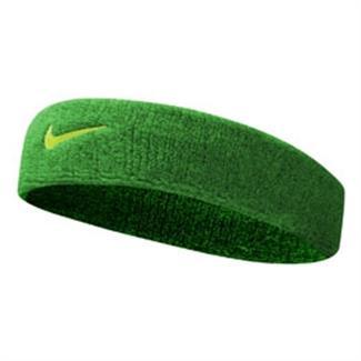 NIKE Swoosh Headband Spring Leaf / Voltage Green