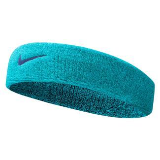 NIKE Swoosh Headband Gamma Blue / Deep Royal Blue