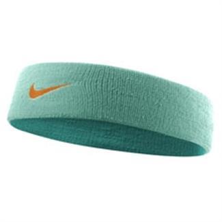 NIKE Dri-FIT Headband 2.0 Hyper Turq / Bright Mango