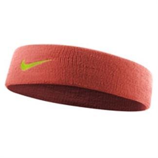NIKE Dri-FIT Headband 2.0 Hyper Orange / Rage Green