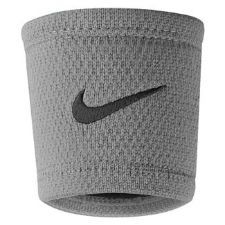 NIKE Dri-FIT Stealth Wristband Wolf Gray / Black