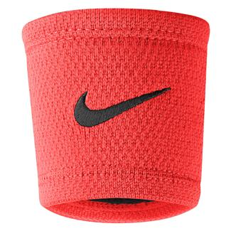 NIKE Dri-FIT Stealth Wristband Bright Crimson / Black