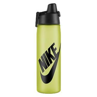 NIKE Core Hydro Flow Futura Water Bottle Volt / Black