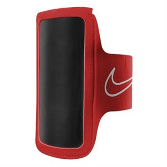 NIKE Lightweight Arm Band 2.0 Bright Crimson / Black / Silver
