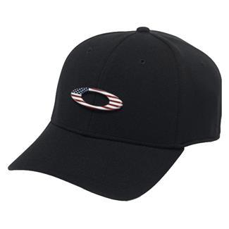Oakley TincanCap Black / American Flag