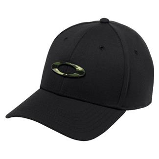 Oakley Tincan Cap Black / Graphic Camo