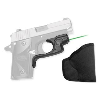 Crimson Trace LG-492G-H Laserguard with Pocket Holster Green Black
