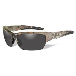 Wiley X Valor Realtree XTRA Camo (frame) - Smoke Gray (1 Lens)