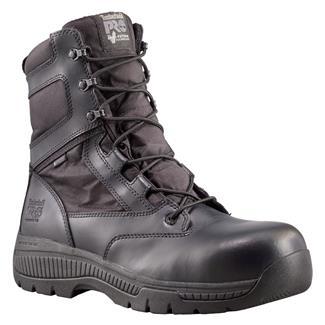 "Timberland PRO Valor 8"" Duty CT WP SZ Black"