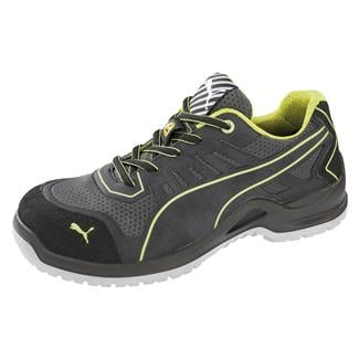 Puma Safety Fuse TC Low ST Gray / Green