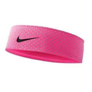 NIKE Dri-FIT 360 Headband Hyper Pink / Black