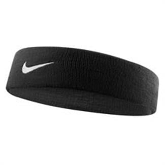 NIKE Dri-FIT Headband 2.0 Black / White