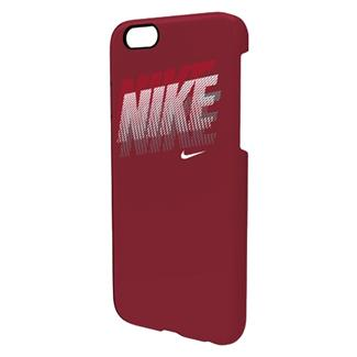 NIKE Fade iPhone 6 Case Team Red / White iPhone 6