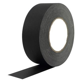 Pro Tapes Cloth Concealment Tape Black