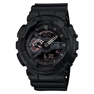 Casio Military Series G-Shock GA110MB Black