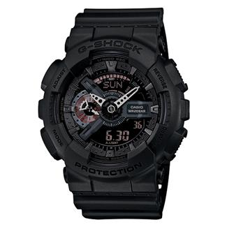 Casio Military Series G-Shock GA110MB Black