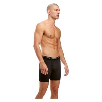 Soffe Compression Boxer Briefs Black