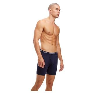 Soffe Compression Boxer Briefs Navy