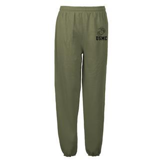 Soffe Marine Corps Sweatpants Olive Drab