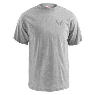Soffe Air Force T-Shirt Ash