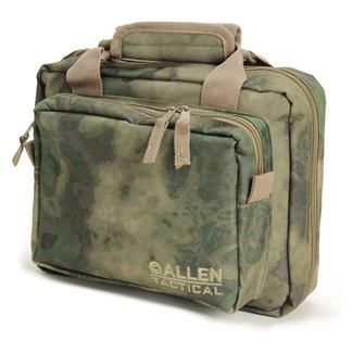 Allen Company Duplex Attaché Case
