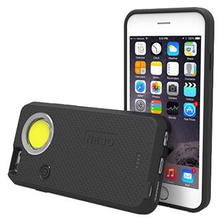 Nebo CaseBrite iPhone 6/6S Case Black