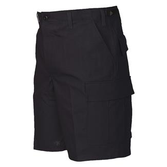 TRU-SPEC Cotton Ripstop BDU Shorts (Zip Fly) Navy