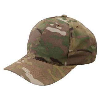 Tru-Spec Nylon / Cotton Ripstop Cap MultiCam