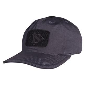 Tru-Spec Poly / Cotton Contractor's Cap Tru Black