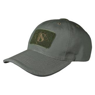 Tru-Spec Poly / Cotton Contractor's Cap Tru Marine Green