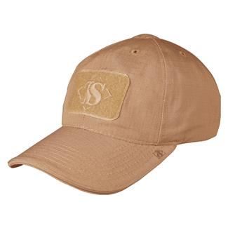 TRU-SPEC Poly / Cotton Contractor's Cap Coyote