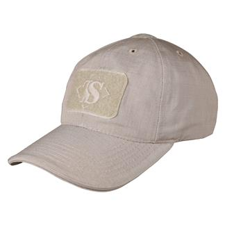 TRU-SPEC Poly / Cotton Contractor's Cap Khaki